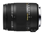 Sigma 18-250mm f/3.5-6.3 DC Macro OS HSM - Canon fit
