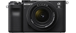 Sony Alpha A7C - Black with 28-60mm Zoom Lens