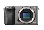 Sony A6000 Body - Grey