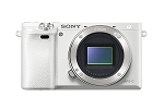 Sony A6000 Body - White