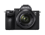 Sony Alpha A7 III Digital Camera with 28-70mm Zoom Lens