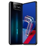 Asus ZenFone 7 ZS670KS 5G 128GB 8GB RAM Dual SIM (Unlocked for all UK networks) - Aurora Black