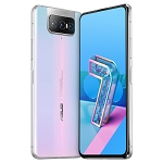 Asus ZenFone 7 ZS670KS 5G 128GB 8GB RAM Dual SIM (Unlocked for all UK networks) - Pastel White