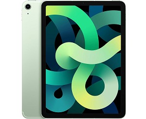 Apple iPad Air (2020) 10.9 64GB 4G LTE (Unlocked for all UK networks) - Green