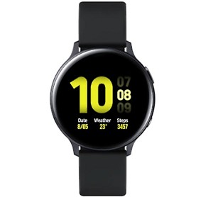 Samsung Galaxy Watch Active 2 44mm Aluminium WiFi - Aqua Black