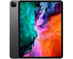 Apple iPad Pro (2020) 12.9-inch 128GB 4G LTE (Unlocked for all UK networks) - Space Grey