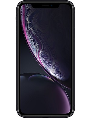 Apple iPhone XR 64GB (Unlocked for all UK networks) - Black