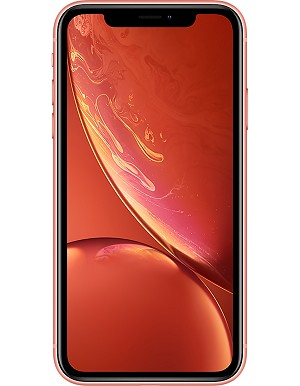 Apple iPhone XR 64GB (Unlocked for all UK networks) - Coral