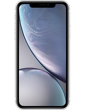 Apple iPhone XR 128GB (Unlocked for all UK networks) - White