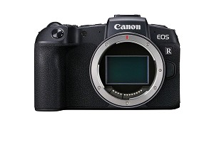 Canon EOS RP Body with Mount Adapter EF-EOS R