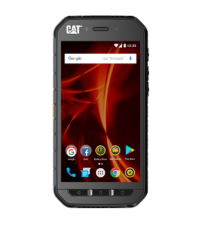 CAT S41 Dual SIM 32GB (Unlocked for all UK networks) - Black