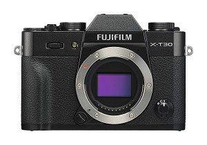 Fujifilm X-T30 Body - Black