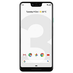 Google Pixel 3 XL 128GB 4GB RAM Single SIM (Unlocked for all UK networks) - Clearly White