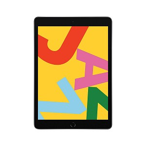 Apple iPad (2019) 10.2-inch 128GB WiFi (Unlocked for all UK networks) - Space Grey