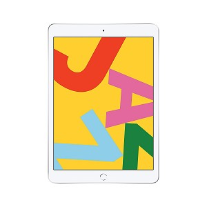 Apple iPad (2019) 10.2-inch 128GB WiFi (Unlocked for all UK networks) - Silver