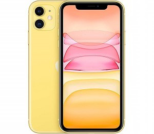 Apple iPhone 11 64GB (Unlocked for all UK networks) - Yellow