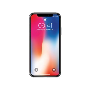 Apple iPhone X 256GB (Unlocked for all UK networks) - Space Grey
