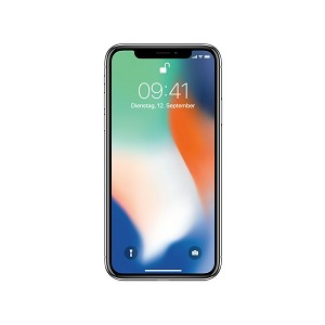 Apple iPhone X 256GB (Unlocked for all UK networks) - Silver