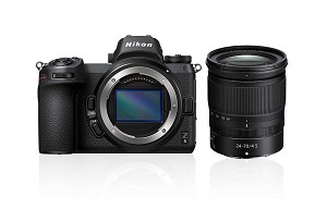Nikon Z6 with Nikkor Z 24-70mm f4 S