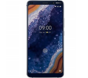 Nokia 9 PureView 128GB Dual SIM (Unlocked for all UK networks) - Midnight Blue