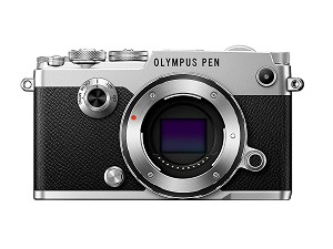 Olympus PEN-F Digital Camera Body - Silver