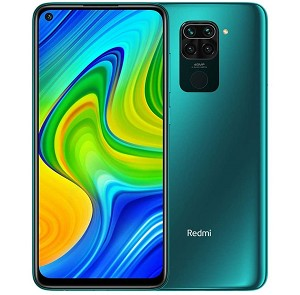 Xiaomi Redmi Note 9 4G 128GB 4GB RAM Dual SIM (Unlocked for all UK networks) - Forest Green
