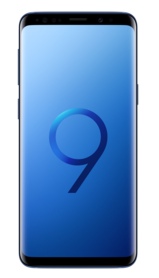 Samsung Galaxy S9 64GB Dual Sim (Unlocked for all UK networks) - Coral Blue