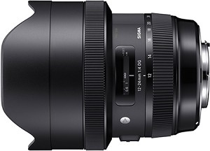 Sigma 12-24mm F4 DG HSM - Canon Fit