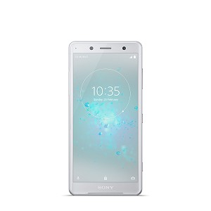 Sony Xperia XZ2 Compact Dual SIM 64GB 4GB RAM (Unlocked for all UK networds) - White Silver