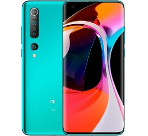 Xiaomi Mi 10 5G 256GB 8GB RAM Single SIM (Unlocked for all UK networks) - Coral Green