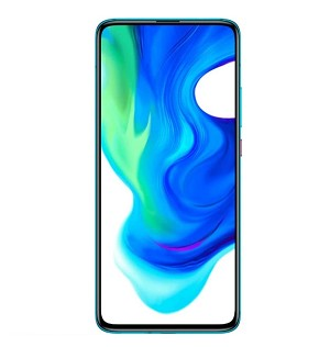 Xiaomi Pocophone F2 Pro 5G 128GB 6GB RAM Dual SIM (Unlocked for all UK networks) - Neon Blue