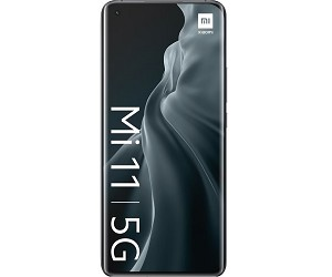 Xiaomi Mi 11 5G 256GB 8GB RAM Dual SIM (Unlocked to all UK networks) - Midnight Gray