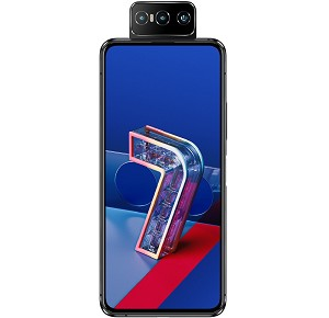 Asus ZenFone 7 Pro ZS671KS 5G 256GB 8GB RAM Dual SIM (Unlocked for all UK networks) - Aurora Black